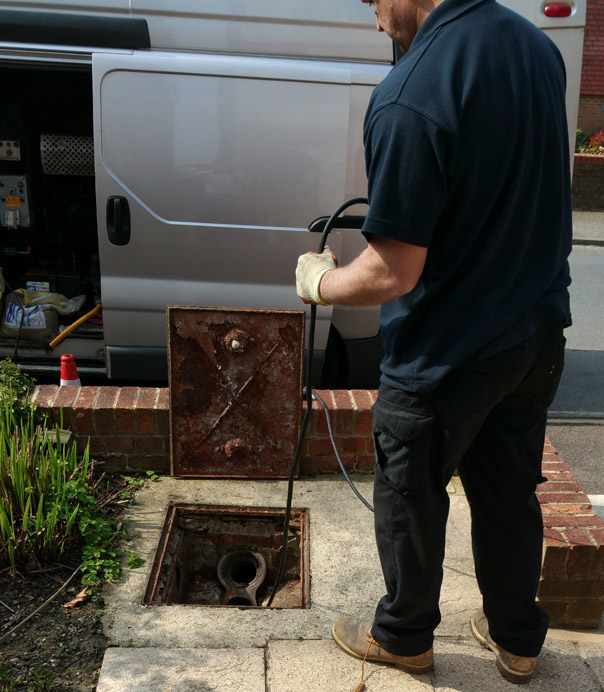 Drain Cleaning Sidcup